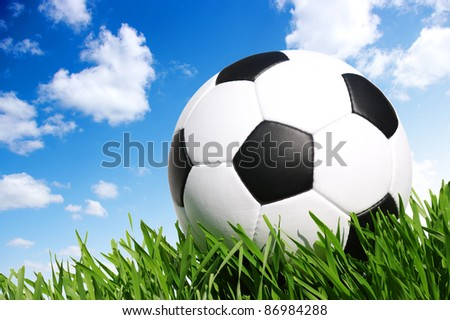football - stock photo