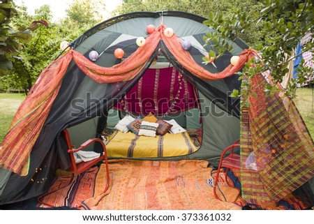 Glamping Stock Images Royalty Free Images Amp Vectors