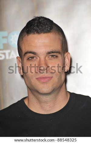 """Glee"" star Mark Salling at the Fox TV All-Star Party at Villa Sorisso, Pasadena, CA. January 11, 2010  Pasadena, CA Picture: Paul Smith / Featureflash"