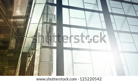 Green Building - stock photo
