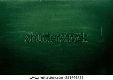 green school board - stock photo