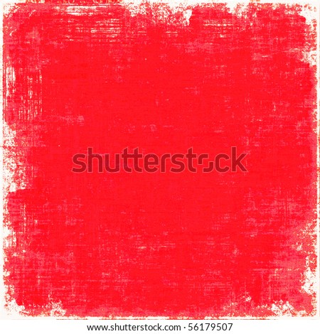Grunge Paint Texture - stock photo