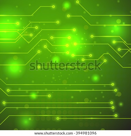 High Tech Printed Circuit Board