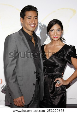 """01/11/2009 - Hollywood - Mario Lopez at the AFI FEST 2009 Screening of """"Precious"""" held at the Grauman's Chinese Theater in Hollywood, California, United States.  - stock photo"""