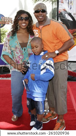 "06/04/2006 - Hollywood - MC Hammer attends the Los Angeles Premiere of ""The Fast and the Furious: Tokyo Drift"" held at the Universal Studios in Hollywood, California, United States.  - stock photo"