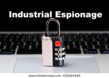 Industrial espionage
