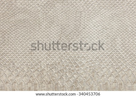 leather texture ,snake skin texture - stock photo