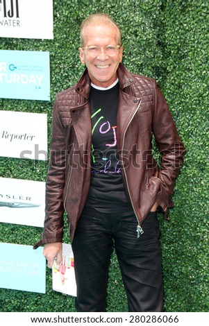 0LOS ANGELES - MAY 16:  Pat O'Brien at the Super Saturday LA at the Barker Hanger on May 16, 2015 in Santa Monica, CA - stock photo
