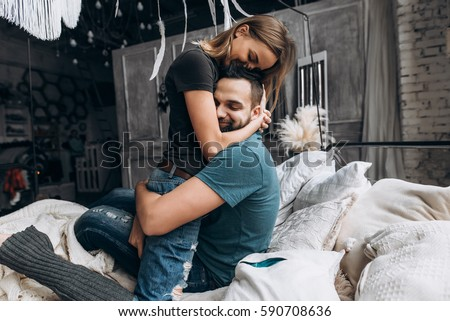 Love stock images royalty free images vectors for Love pictures in bed