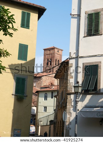 Lucca - Ancient and medieval city