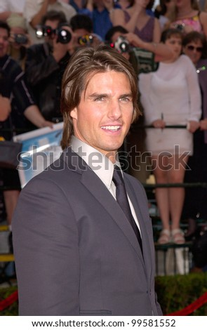 12MAR2000: Actor TOM CRUISE at the 6th Annual Screen Actors Guild Awards in Los Angeles.  Paul Smith / Featureflash