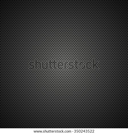 modern black metal grid texture background - stock photo