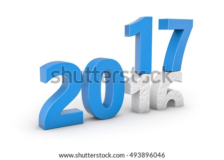 2017 - New year