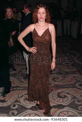 14NOV97:  Actress PENELOPE ANN MILLER at the 5th Annual Race to Erase MS Gala & Fashion Show at the Century Plaza Hotel, Los Angeles.