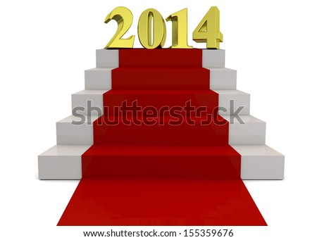 2014 ON RED CARPET - 3D