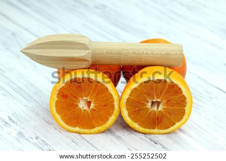 orange ram - stock photo