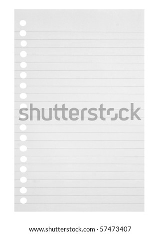 page - stock photo