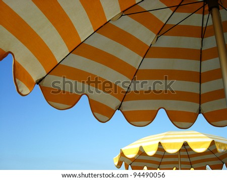parasol - stock photo