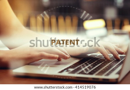 """ Patent "" Internet Data Technology Concept