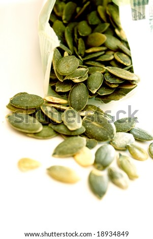 ''pumpkin seeds''