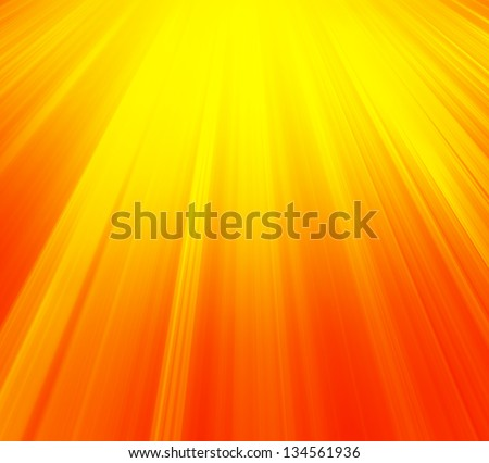 red golden background - stock photo