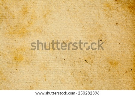 1785 Retro Vintage Antique Parchment Old Lined Paper Background Beige Tan - stock photo