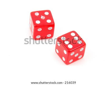 11 rolled on red dice