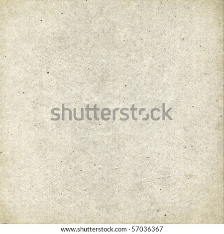 Seamless Real Paper Cardboard - stock photo