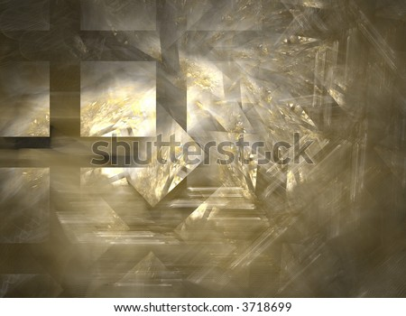 'Secret Messages', digitally created background, very conceptual - stock photo