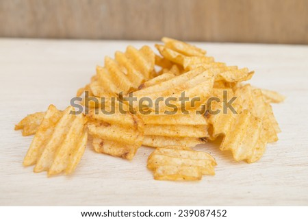 snack - stock photo