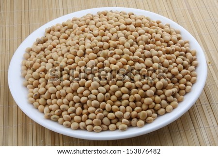 Soy Beans.