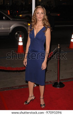 24 star KIM RAVER at the US premiere of Miss Congeniality 2 - Armed and Fabulous, at the Grauman's Chinese Theatre, Hollywood. March 23, 2005 Los Angeles, CA.  2005 Paul Smith / Featureflash