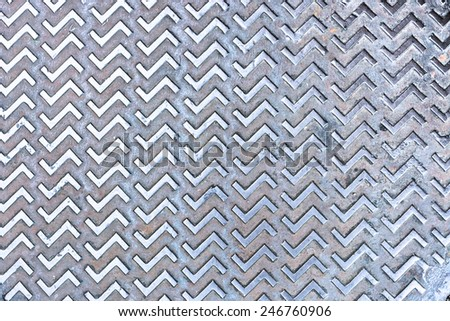 steel diamond plate texture . - stock photo