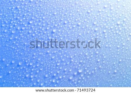 ,texture water drop, - stock photo