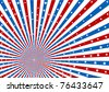 4th July background - stock photo