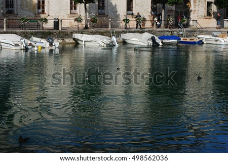 17th of September 2016, Garda lake, Italy