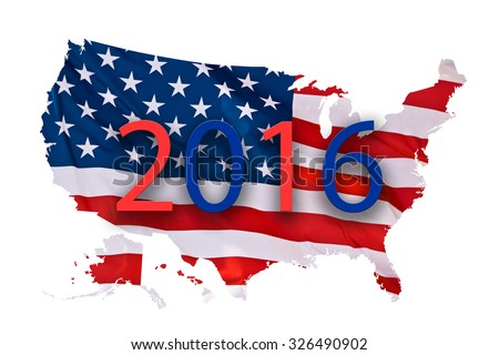 Presidential Election Stock Images RoyaltyFree Images Vectors - Us electoral map vector graphic