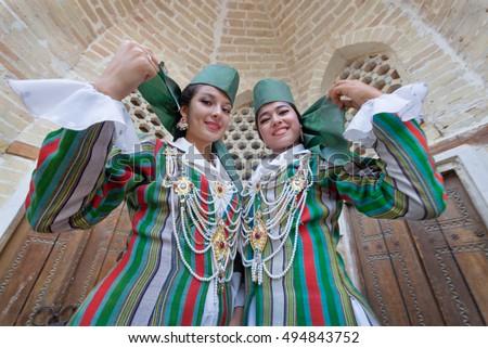 girls from uzbekistan