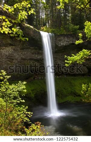 Western Waterfalls 10 - stock photo