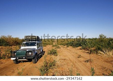 4X4 Driving Southern Africa