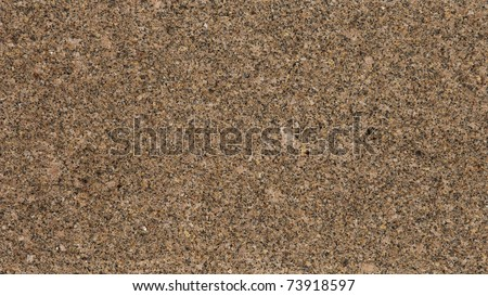 1x4ft Sample of Brazilian Yellow Capri Granite - stock photo