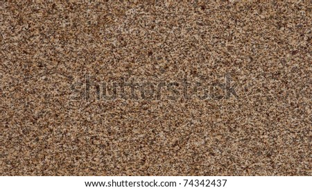 1x4ft Sample of Passion Fruit: yellow Gneiss from Brazil. In natural stone trade, Passion Fruit is often simply called a Granite. - stock photo