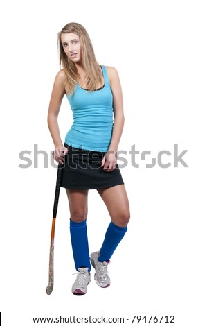 Women field hockey Stock Photos, Images, & Pictures ...