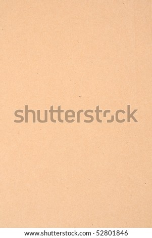 a beige brown paper texture - stock photo