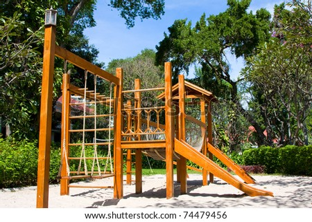 outdoor play equipment stock images royalty free images vectors shutterstock. Black Bedroom Furniture Sets. Home Design Ideas