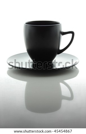 A black Cup