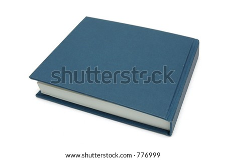 A Blue Log Book