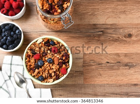 """granola Cereal"" Stock Photos, Royalty-Free Images ..."