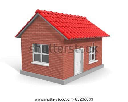 home cartoon brick - photo #7