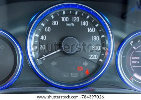 Dashboard Car Stock Photo Shutterstock - Car image sign of dashboardcar dashboard sign multifunction display stock photo royalty